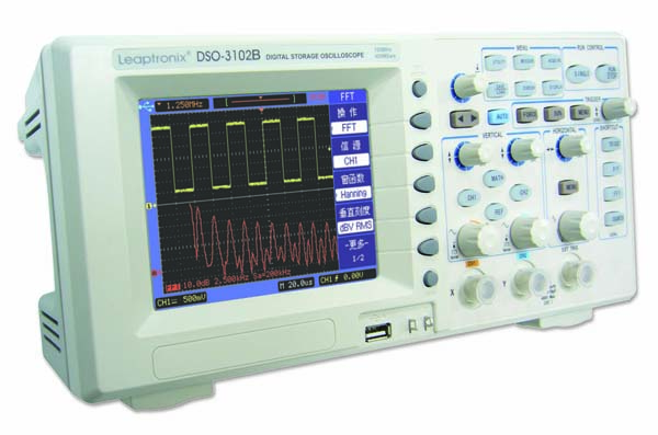 an introduction to the functions of oscilloscope Oscilloscope fundamentals  the introduction in 2009 of the digital trigger by rohde &  the digital oscilloscope performs two basic functions.