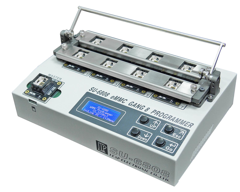 eMMC燒錄器 量產型燒錄器